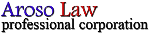 Aroso Law Professional Corp.